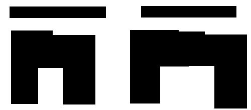 DTT Двойная и тройная вершина