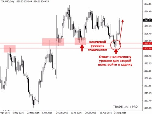 1002 Как входить в рынок, если вы пропустили точку входа?