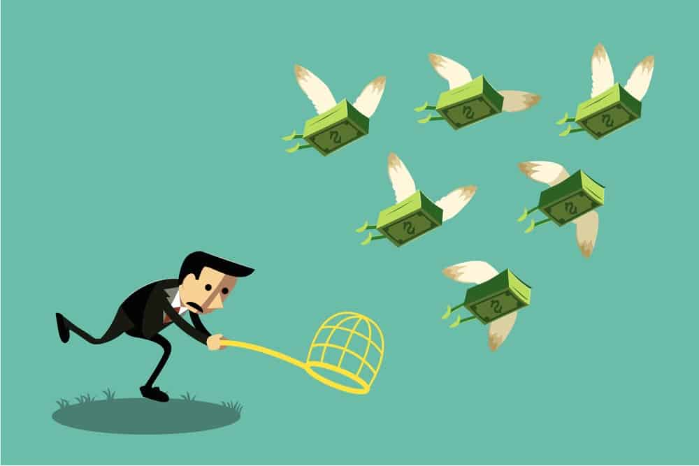 успешный трейдер не нуждается в деньгах
