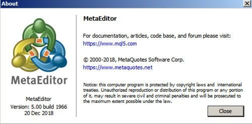 metaeditor