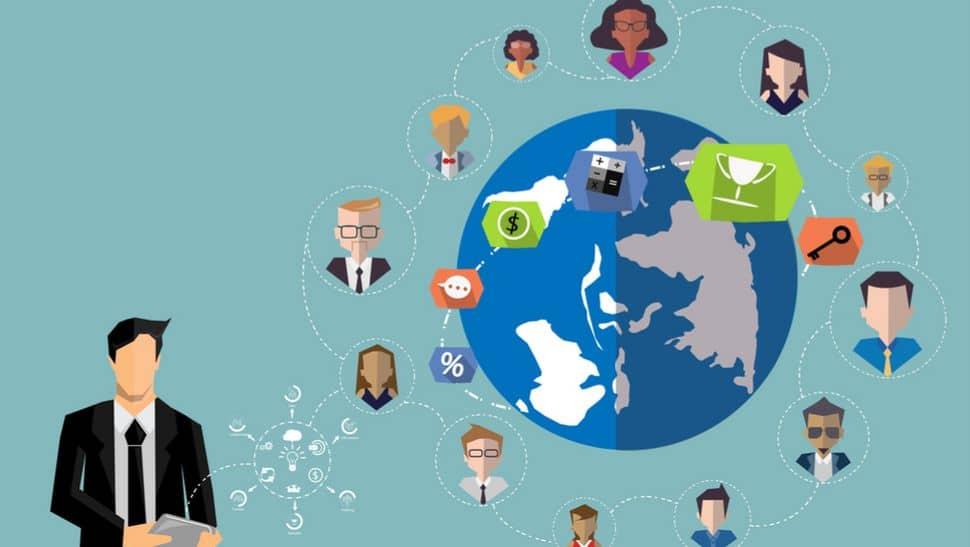 социальная торговая платформа