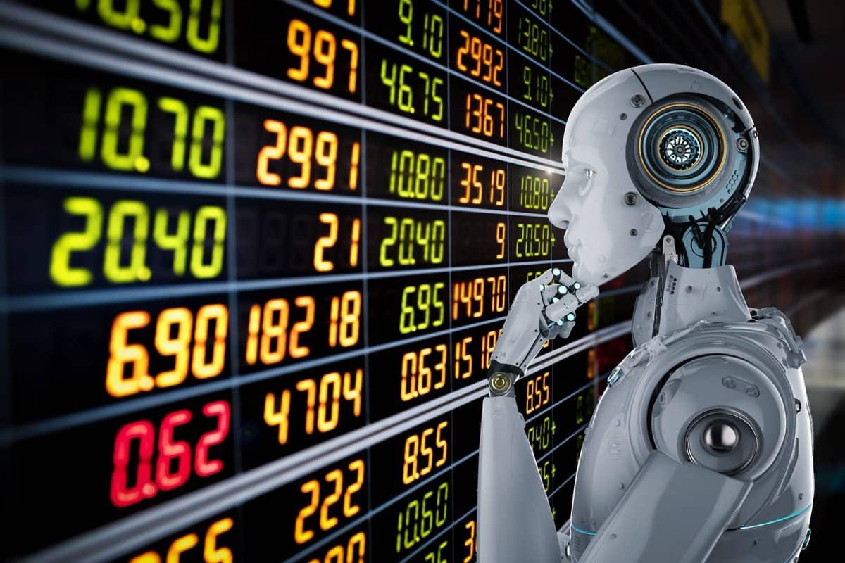 алготрейдинг и торговый робот