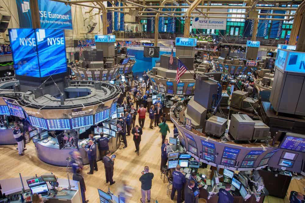 торговля акциями - фондовая биржа