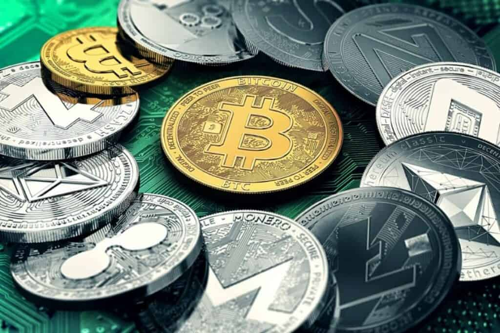 инвестиции в криптовалюту: рынок