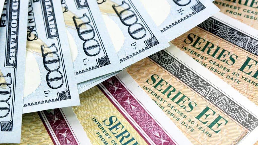 государственные облигации и доллар сша