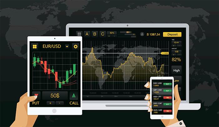бинарные опционы торговая платформа