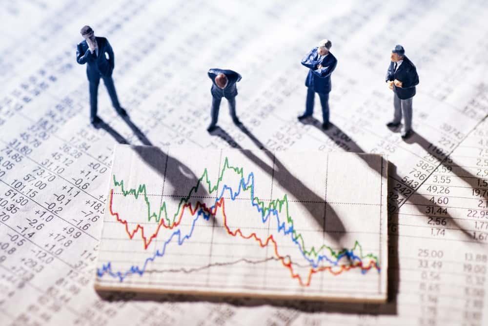 риски в трейдинге - волатильность